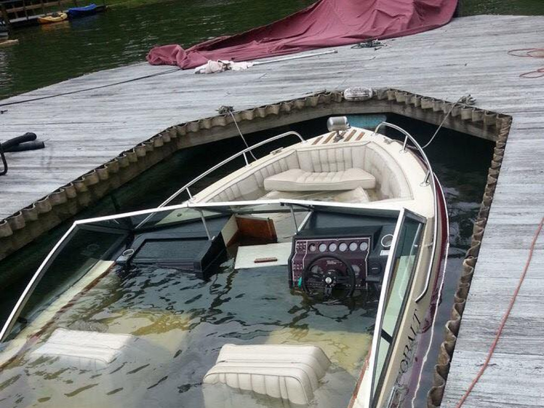 We service watercraft of all types!