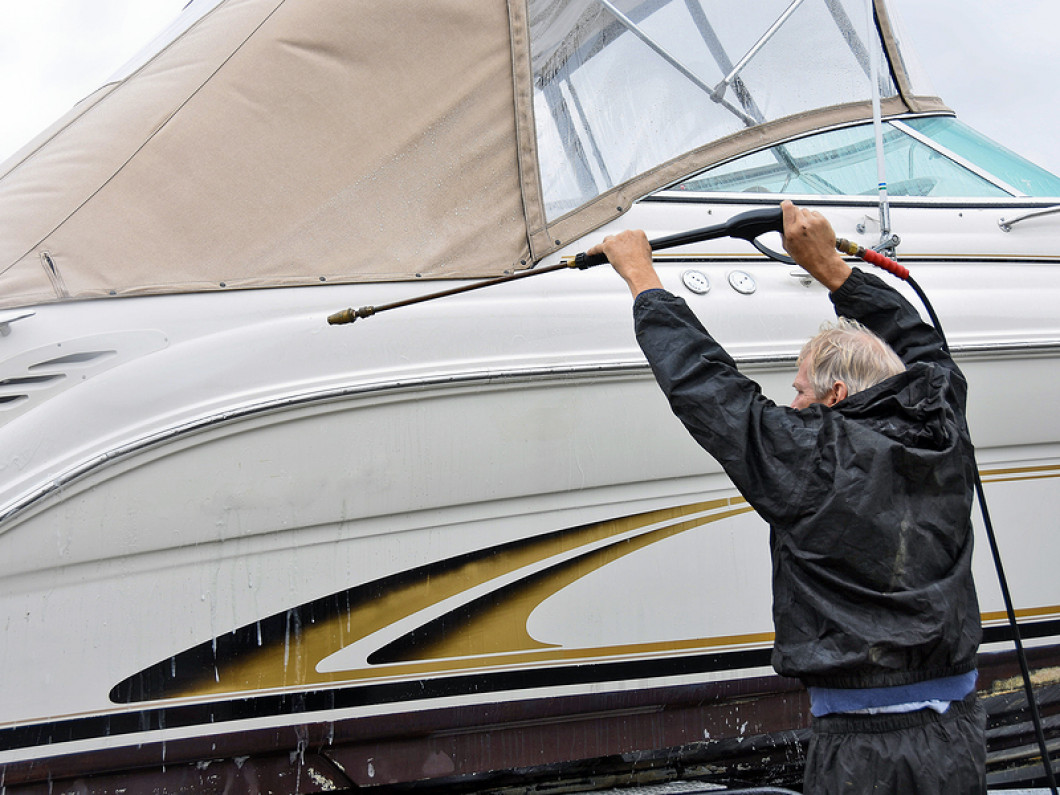We've got everything you need to keep your boat in top condition